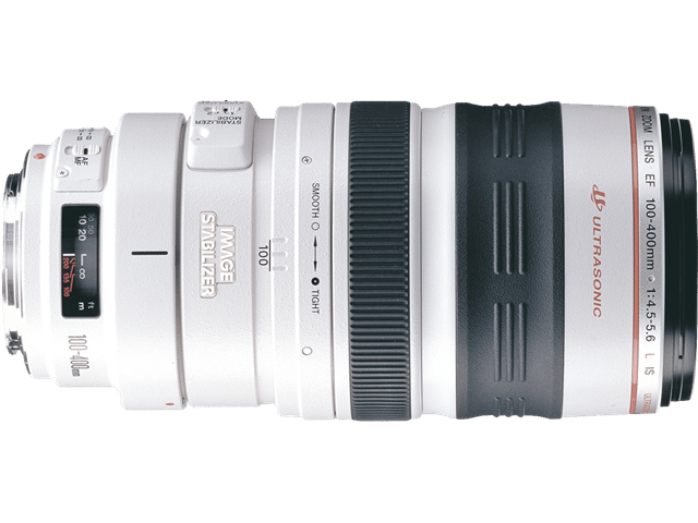 Canon 100-400mm f4.5-5.6L IS Lens