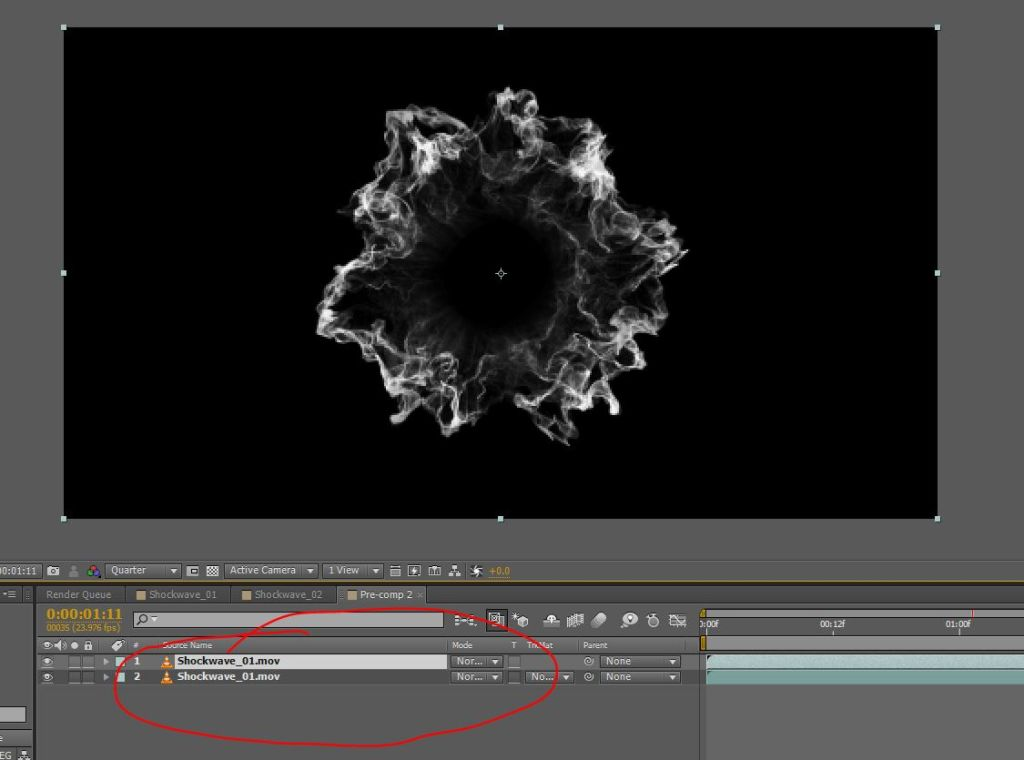 Shockwave HD Particle FX