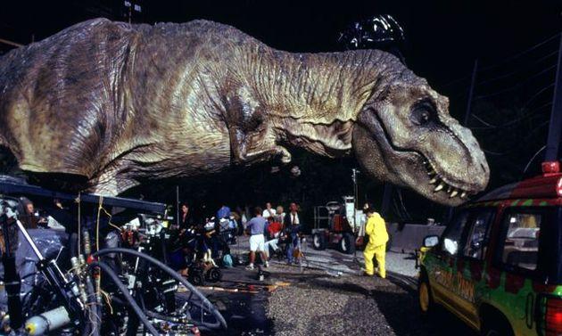 Practical Effects Jurassic Park