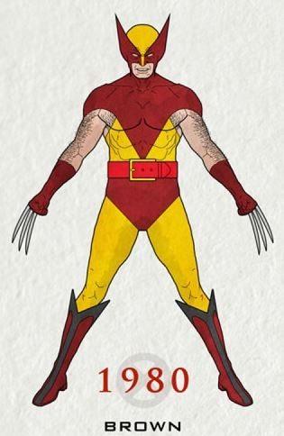 Wolverine Costume Upgrades and Evolution